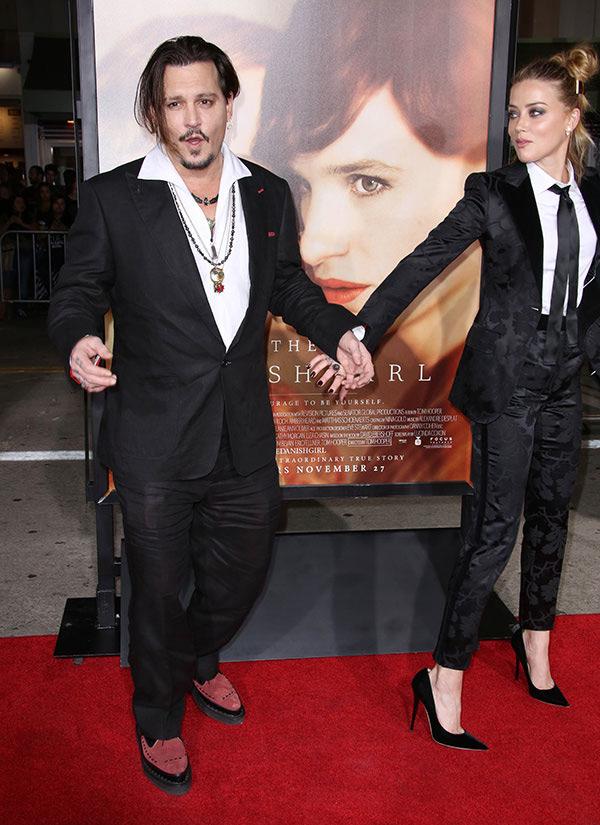 Johnny Depp Ex-Wife Defends Him