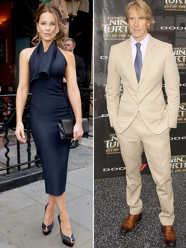 Kate Beckinsale Michael Bay Insults