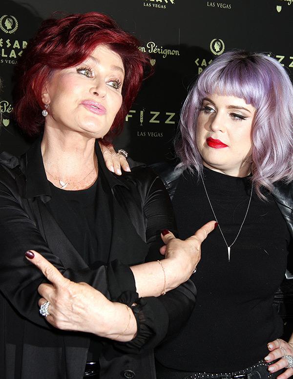 Kelly Osbourne Threatens Michelle Pugh