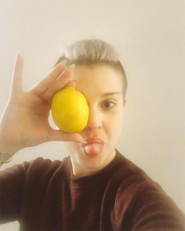 Kelly Osbourne Lemonade