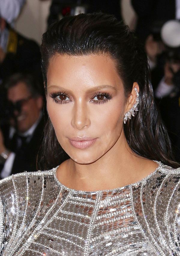 Kim Kardashian Vitamin IV