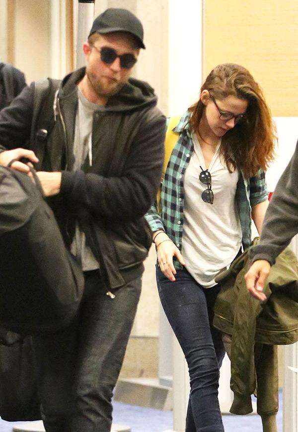 Robert Pattinson Kristen Stewart Secret Meeting