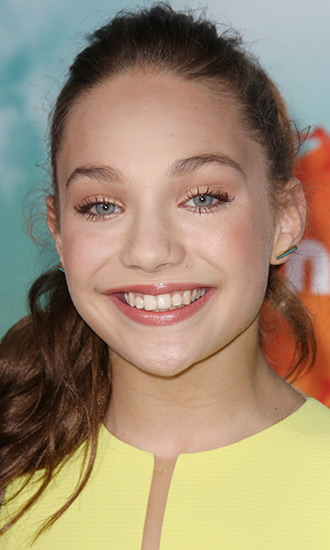 Maddie Ziegler Celebrity Profile