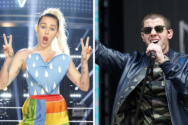 Nick Jonas Miley Cyrus Don't Have A Relationship
