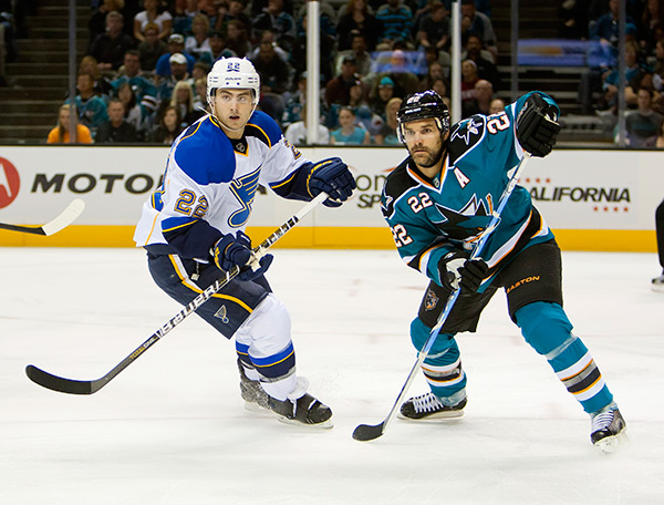 Watch Sharks Blues Game 2 Live Stream