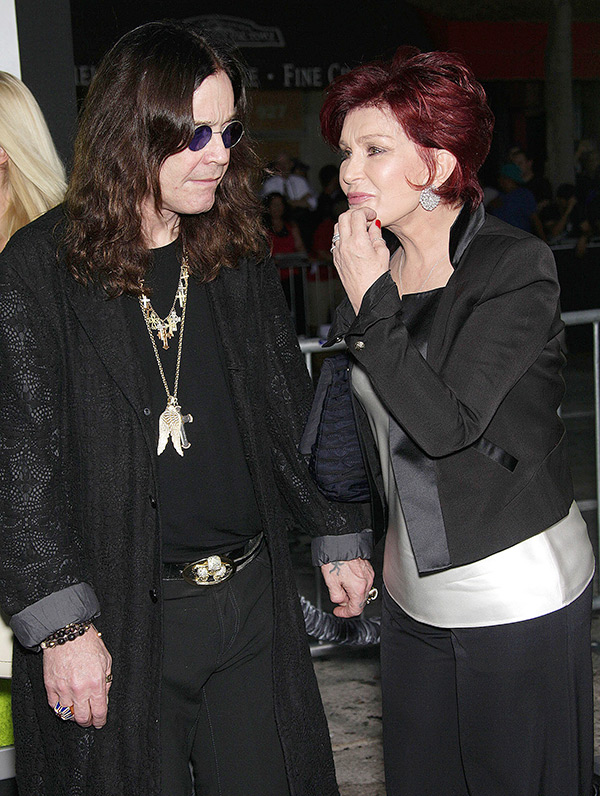 Proof Ozzy Osbourne Cheated