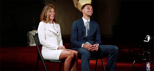 Who Is Stephen Curry S Mom 5 Things To Know About Sonya Curry Hollywood Life