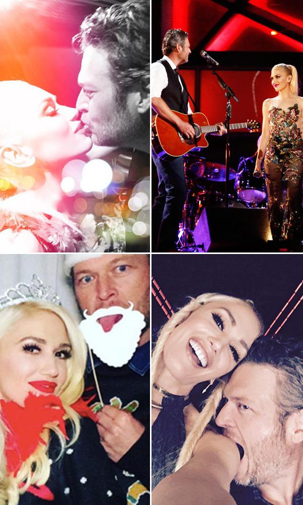 Blake Shelton Gwen Stefani Relationship