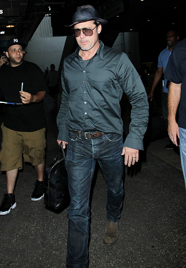 Brad Pitt Angelina Jolie Ugly Divorce