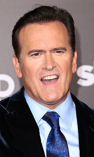 Bruce Campbell Celebrity Page