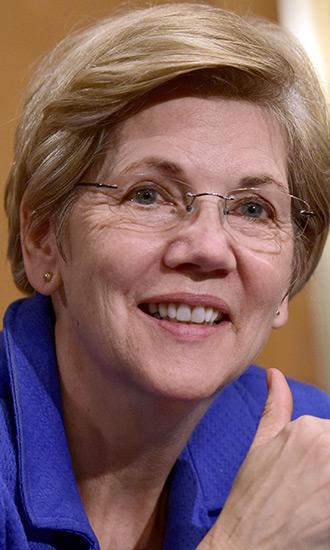 Elizabeth Warren Celeb Profile