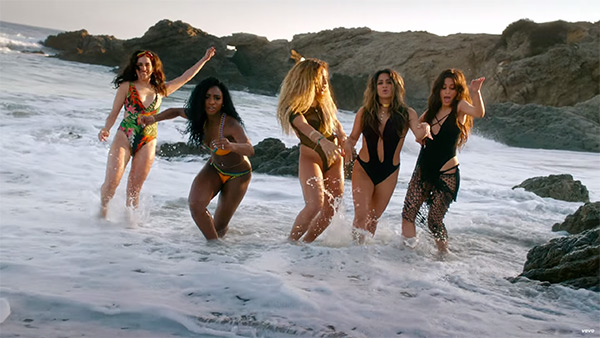 fifth harmony outfits all in my head music video