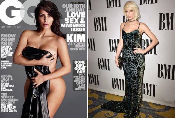 Kim Kardashian Upset Taylor Swift Romance