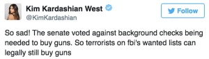 Celebs Speaking Out Gun Control