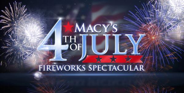 How To Watch Macy's Fireworks