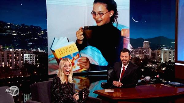 Margot Robbie Embarrassing Photo
