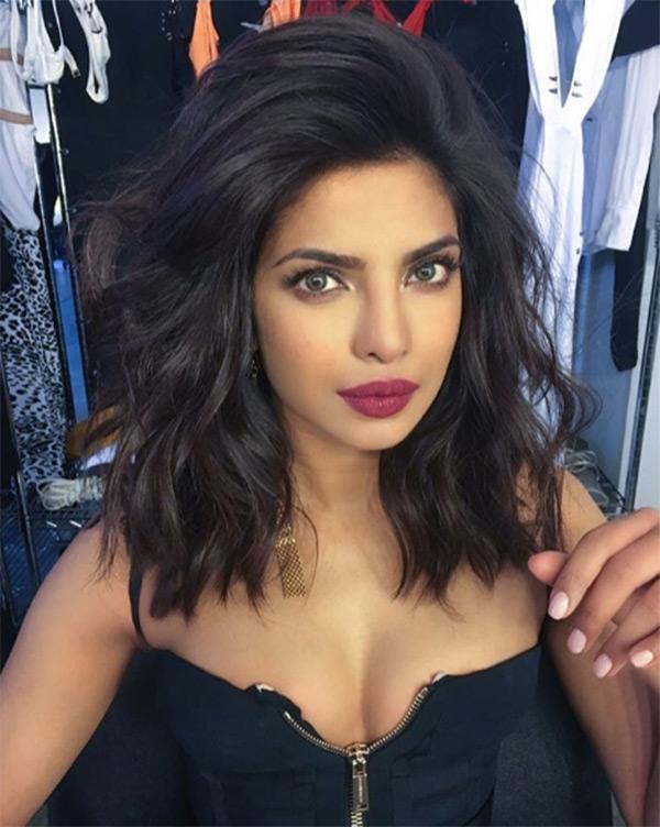 priyanka Chopra hair