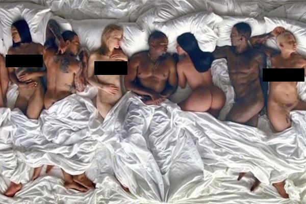 Rihanna Position Kanye West Famous