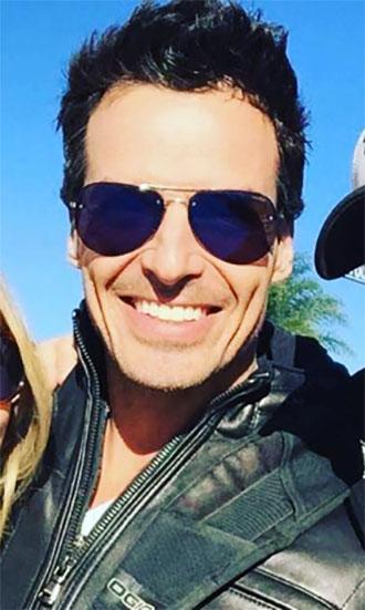 Antonio Sabato Jr. Celebrity Profile