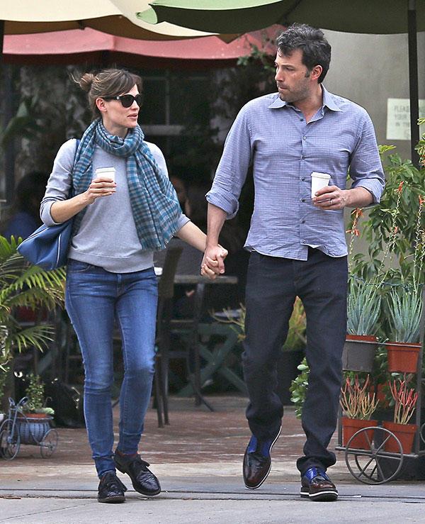 Ben Affleck Jennifer Garner Not Divorcing
