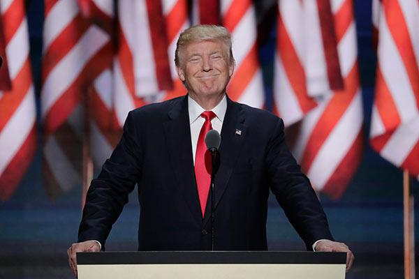 Donald Trump LGBT Promise