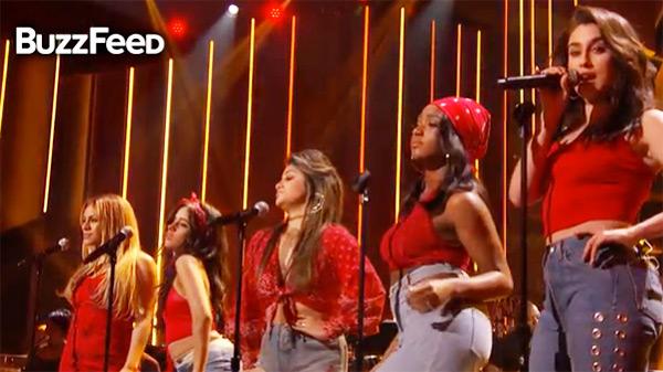 Fifth Harmony Destinys Child Cover