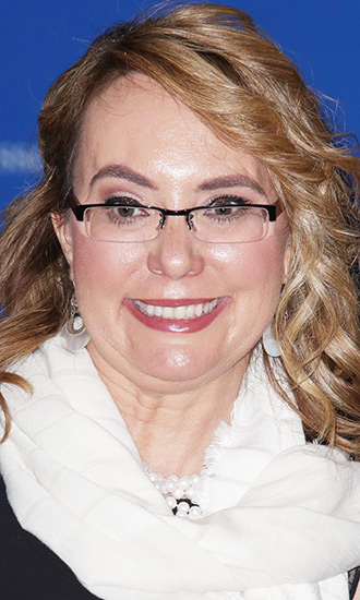 Gabby Giffords Celebrity Profile