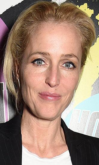 Gillian Anderson Celebrity Profile
