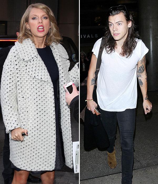 Harry Styles Feels Sorry Taylor Swift