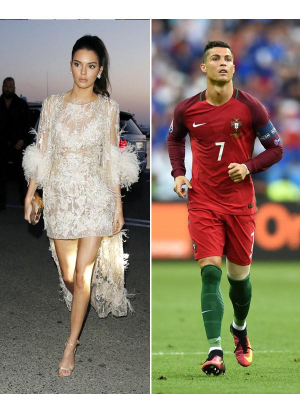 Kendall Jenner Cristiano Ronaldo Date
