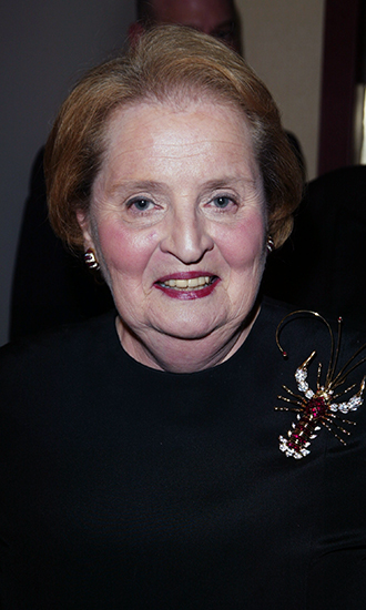Madeleine Albright Celeb Bio