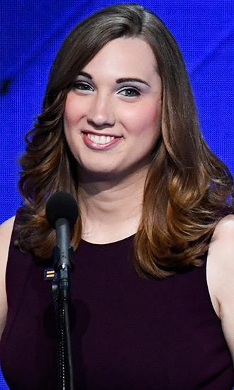 Sarah McBride Celebrity Profile