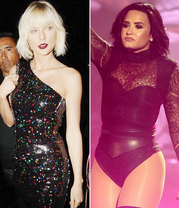 Demi Lovato Slams Taylor Swift