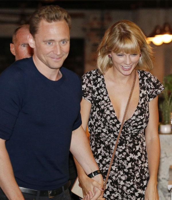 Tom Hiddleston Taylor Swift Romance Authentic