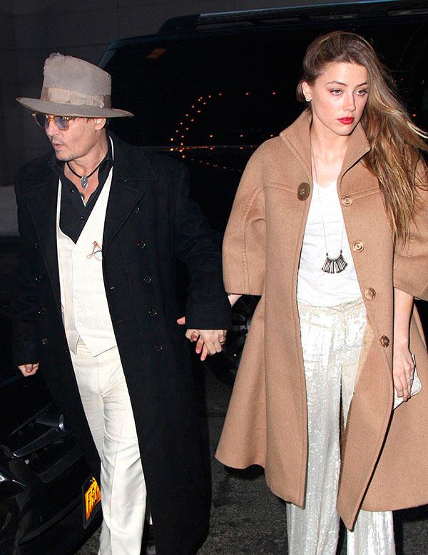 Amber Heard Cheating Johnny Depp