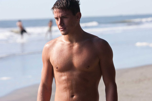 Channing Tatum Splash Remake