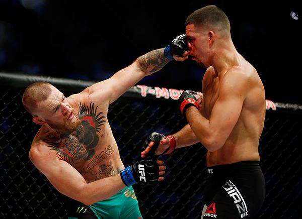 Conor McGregor Wins UFC 202