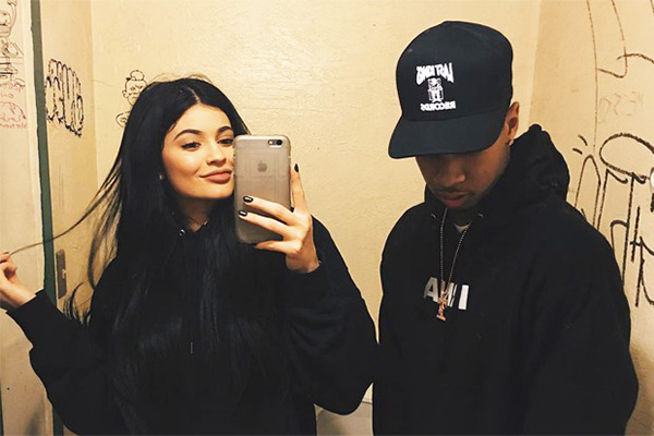 Tyga Kylie Jenner paying debts