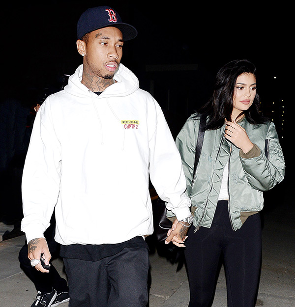 Kylie Jenner Tyga Relationship Trouble