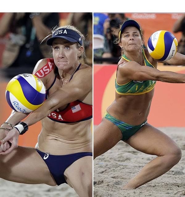 Watch Usa V Brazil Womens Beach Volleyball Via Live -3458
