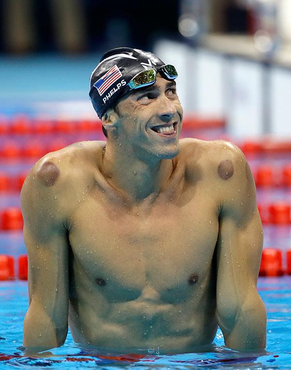 Michael Phelps Olympia 2021
