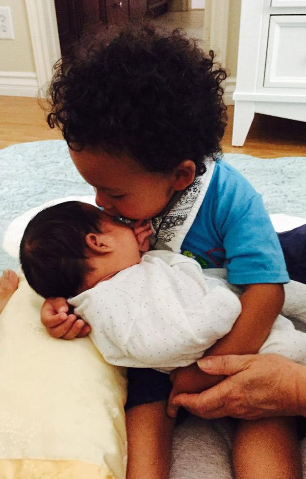 Terrence Howard Baby Born