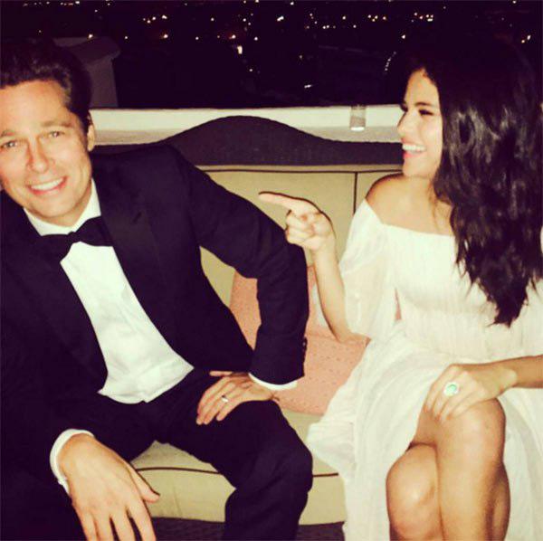Angelina JOlie Jealous Selena Gomez