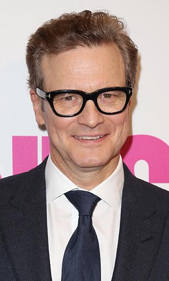 Colin Firth Celebrity Bio