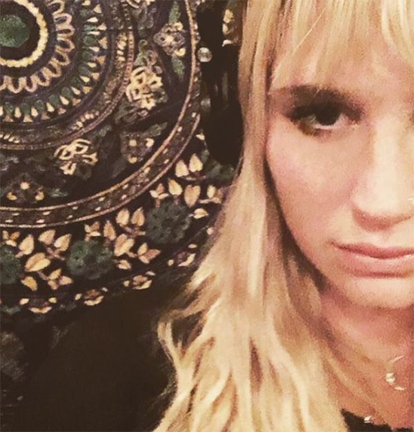 Kesha Taylor Swift Duet Instagram Pic Hints At Possible Collaboration Hollywood Life