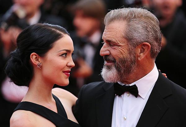 Mel Gibson Girlfriend Pregnant