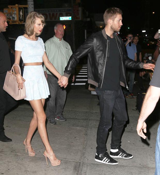 Calvin Harris, Taylor Swift