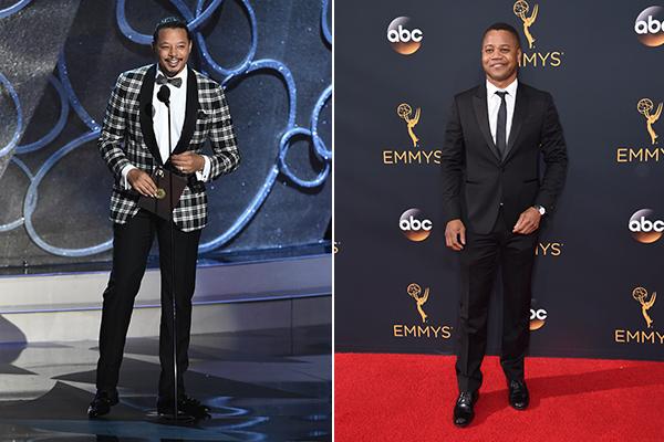 Terrence Howard Mistaken Cuba Gooding Jr. Emmys
