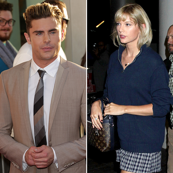 Zac Efron Taylor Swift Dating Why He Has Fears About Hooking Up With Her Hollywood Life