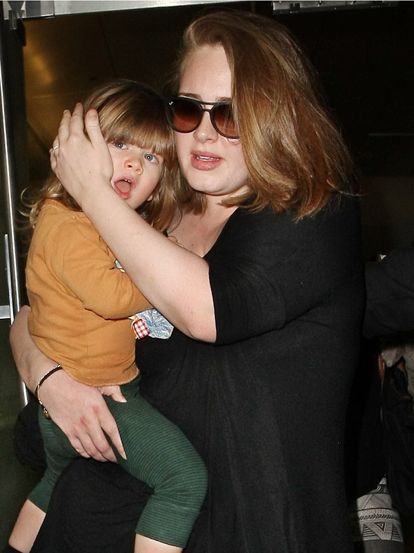 Adele Needs A Baby: Why She Wants To Get Pregnant Again ...